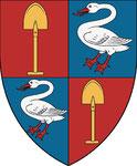 1756 Coat of arms De Graeff