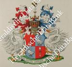 1885, Wappen Jonkheer De Graeff