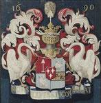 1690, Coat of arms Pieter de Graeff