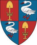 1677 bis 1739, Wappen Reichsritter De Graeff
