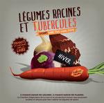 Légumes racines et tubercules