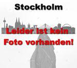 Objekte der Skyline (v.l.n.r.): Altstadt, Stadthaus, Stadtbibliothek, Stadthalle, Stockholm Kyrkan, Globen Stockholm, Royalpalast