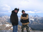 Me and Jojo, The Tatra Mountains, Poland