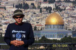 The Dome of the Rock is one of Islam's holiest shrines and is in the world's oldest Islamic building.