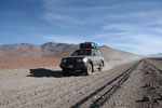Travelling to the border between Bolivia and Peru, Bolivia 2008