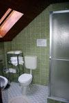 Das Bad und WC