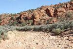 Trail zum Buckskin Gulch