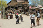 Show in Goldfield Ghost Town