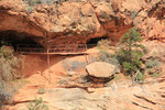 Wanderweg im Zion Nationalpark