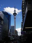 Skytower - ein Wahrzeichen von Auckland