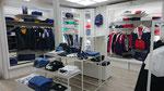 2018// Visual merchandising LACOSTE // Lyon Les Terreaux