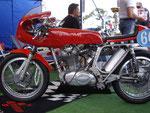 Le Mans, 3ème vintage 350