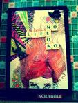 10月27日(木)〜11月8日(火)  ラヴロック・サユリ イラストレーション展  『 NO NEON NO LIFE 』
