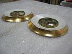 Restauración marcos dorados