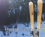 Holz & Schnee