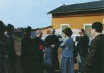 Visita del Card. Vicario Ugo Poletti (maggio 1978)