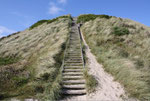 Stairway to heaven - Henne Strand 2009