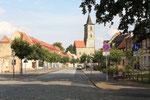 Breite Straße in Bernburg