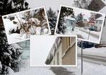 Winter im Geiseltal