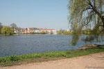 Gotthardteich in Merseburg