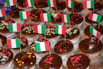 Hier waren die Italiener noch dabei....
