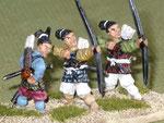 Arcieri (Bw) - Archers (Bw).