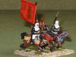 Il capo dei monaci guerrieri (Cv Gen) - The warrior monks leader (CV Gen).