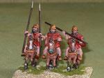 Cavalleria Spartana (Cv) - Spartan Cavalry (Cv).