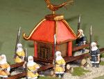 Mikoshi (Tempio portatile) - Mikoshi (Portable shrine).