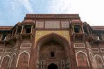 Eingangstor des Jahangir Mahal