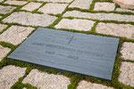 Grabstein von John F. Kennedy