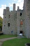 Maclellans Castle in Kirkcudbright wurde von den Mac Lellans of Bombie im 16. Jahrhundert erbaut.