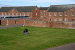 Fort George wurde als Standort für die Kontrolle der Highlands 1769 fertiggestellt.