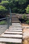 Fußweg oberhalb der Wenthwort Falls