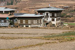 Bauernhäuser in Pana.