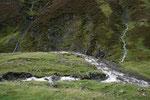 Der Fluss Moffat Water war auf der Fahrt durch das Tal unser steter Begleiter.