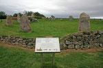 East Aquhorthies Stone Circle nahe der Ortschaft Chapel of Garioch (Aberdeenshire).