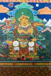Die vier Lehrer des Buddhismus ...