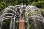 Archibald Fountain im Hyde Park Sydney