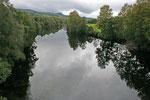 Fluß Moriston im Glen Moriston (Highlands).