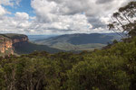 Kings Tableland and Jamison Valley