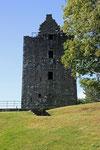Cardoness Castle (bei Anwoth/Dumfries & Galloway)  wurde im 15. Jahrhundert erbaut war einst Sitz des Mc Culloch Clans.