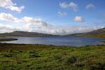 Eines der Lochs auf Skye (Highlands).