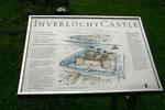 Bei Fort William besichtigten wir die Ruinen der ehemaligen Wasserburg Inverlochy Castle.