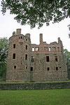 Huntly Castle nahe Huntly (Aberdeenshire).