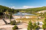 Nymph Lake bei Norris