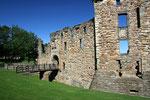 Die Burg sollte einst die zahlreichen Pilger von St. Andrew´s beschützen.