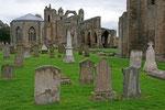 Elgin Cathedrale in Elgin (Grafschaft Moray).
