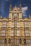 Fassade des Palace of Westminster