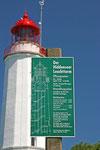Leuchtturm von Hiddensee.